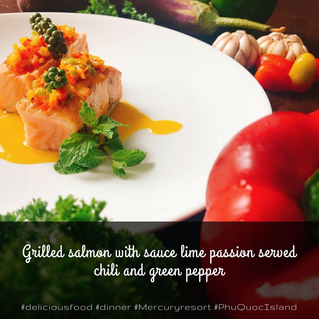 #deliciousfood #dinner #MercuryResort #PhuQuocIsland https://t.co/8XWr6af4Rv