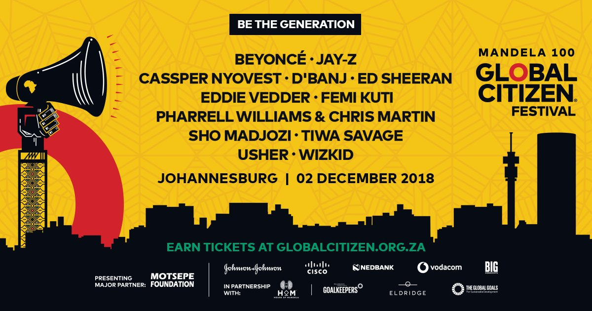 Lets #BeTheGeneration to end extreme poverty. On 2 Dec, join @GlblCtzn to call on world leaders to fight malnutrition, end unnecessary disease, educate children, repeal laws that hold women back, and ensure clean water for all. Go to https://t.co/YSvp0UvSBD for more details 🌎