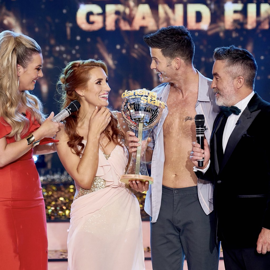 Aaron Gilmore NZ RDA Dancing With The Stars And 2 Others