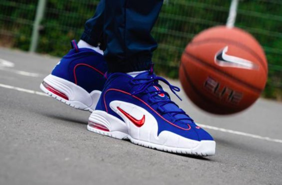 Nike Air Max Penny 'Lil Penny' - USA