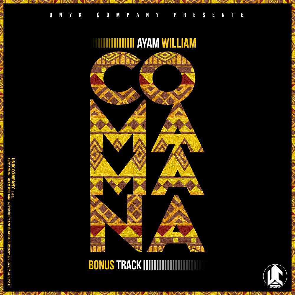 Dégustez cette douceur d'Ayam William, le titre c'est Comamana, disponible en écoute et téléchargement gratuit sur Vibes And Life  #ayamwilliam #comamana #gratuitement #mp3 #telecharger