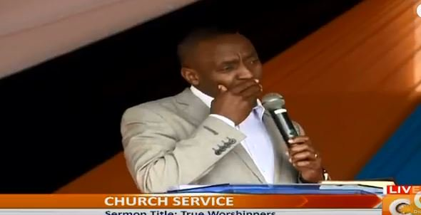 d196433ddb9f Preacher john maina: beauty is skin deep but ugliness goes down to the  bones. are you a true worshiper of god? - scoopnest.com