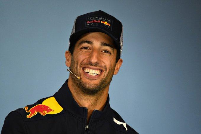 F1: Herzlichen Glückwunsch zum Geburtstag, Daniel Ricciardo! F1: Happy Birthday, Daniel Ricciardo!