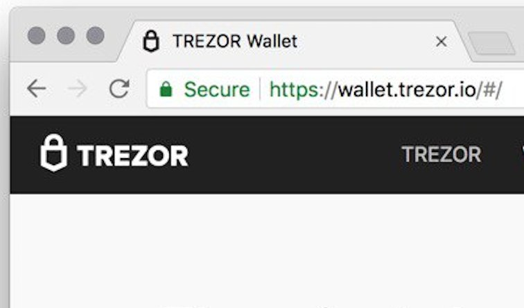 The Device Itself Can Be Trusted Make Sure To Verify All Actions On Trezor Screenpictwitter Or8Lw6M265