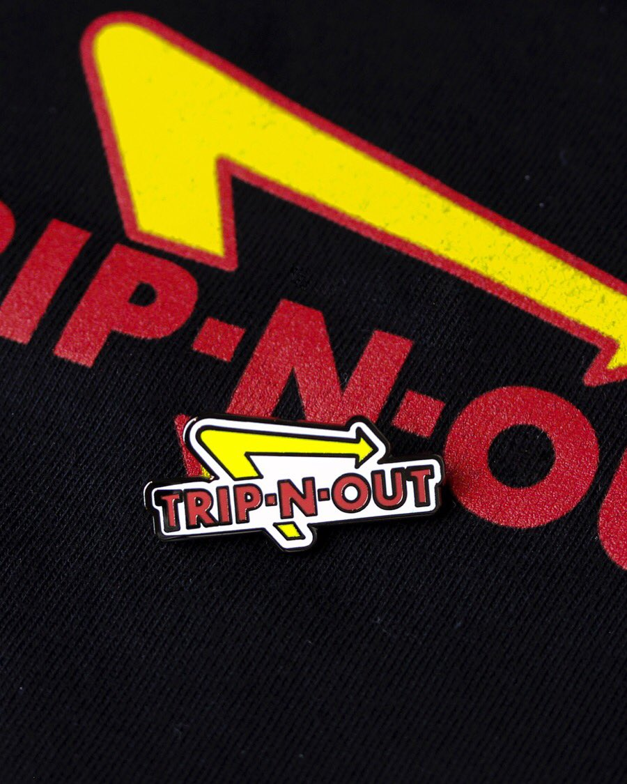 TAKE A TRIP WITH US 🍟 #PINTRILL x @youthmachine releasing Monday (7/2) in limited quantities 💥