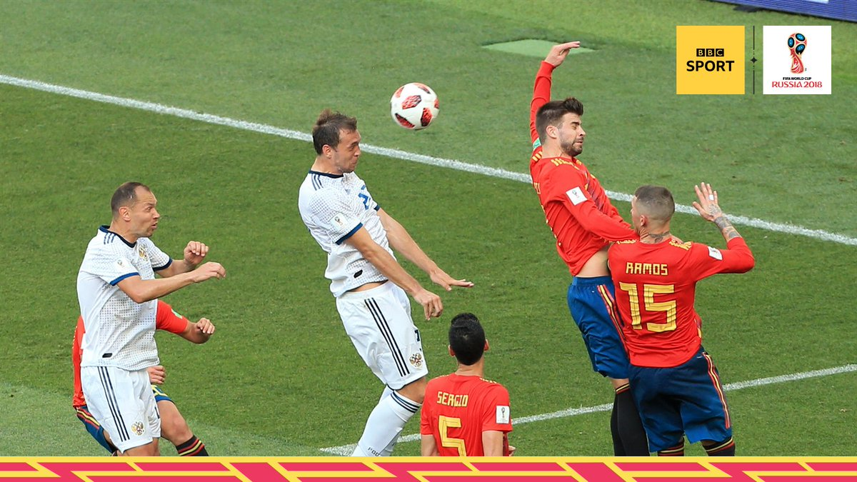 Nga Was Denied A Similar Penalty That Awarded To Russia Today Where S The Consistency Var Esp 1 Rus Worldcup