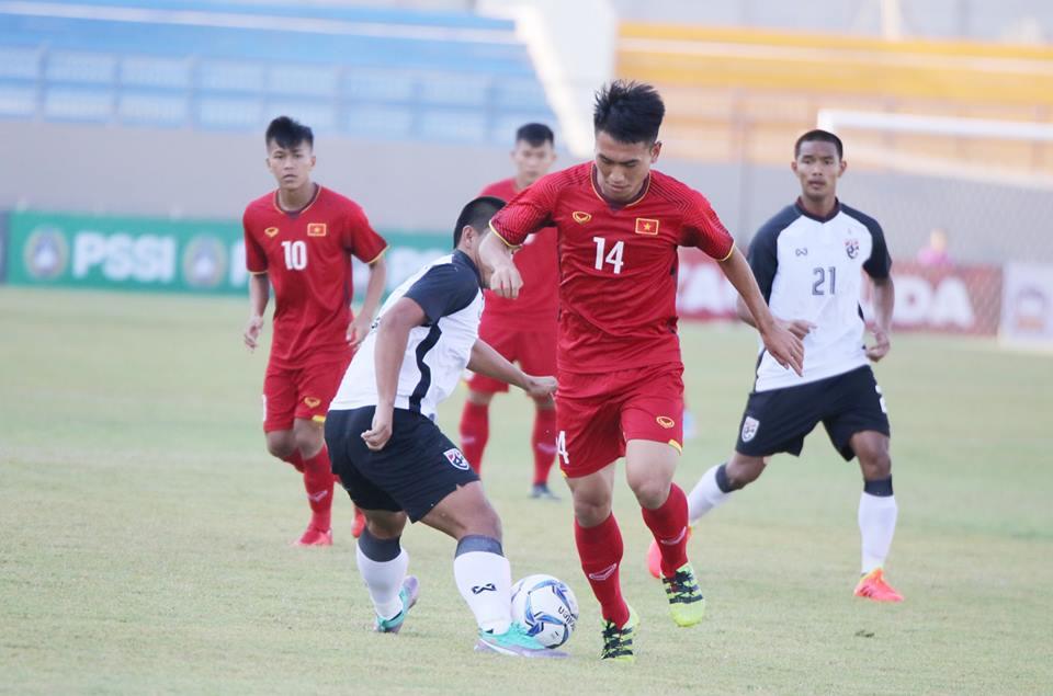 Video: U19 Việt Nam vs U19 Thái Lan
