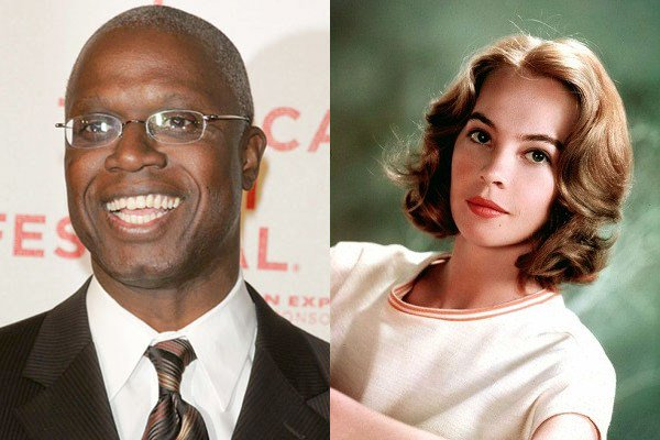 July1: Happy Birthday Andre Braugher and Leslie Caron