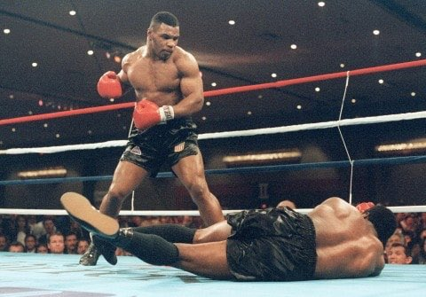 Happy BDay to one of the best to ever do it Iron Mike Tyson