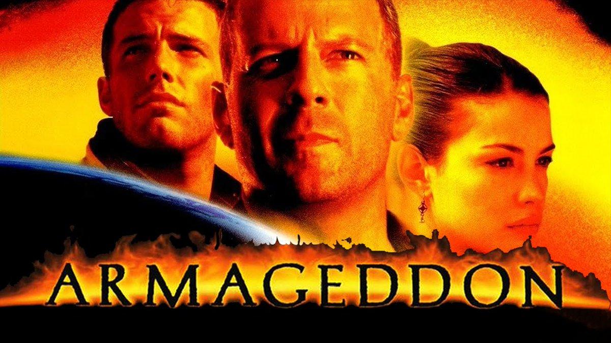 Only Film Media On Twitter Todayinmoviehistory July 1 Armageddon 1998 Directed By Michaelbay 20th Anniversary Retweet Benaffleck Livtyler Imkeithdavid Jasonsfolly Gunnergale Bruckheimerjb Https T Co 6n51ygteja