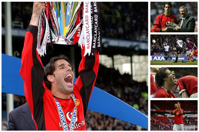A very happy birthday to United great Ruud van Nistelrooy, who turns 42 today!