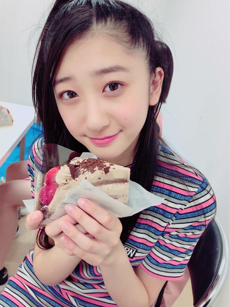 [Blog更新] ケーキ☺︎秋山 眞緒: みなさーんこんばんわっ秋山…