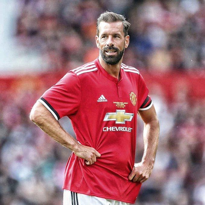 Happy 42nd Birthday, Ruud van Nistelrooy!