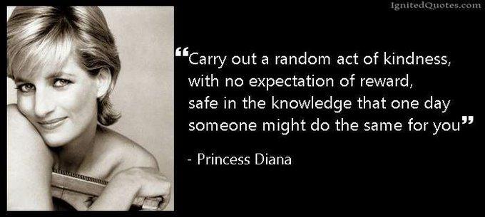 Happy Heavenly Birthday to Princess Diana