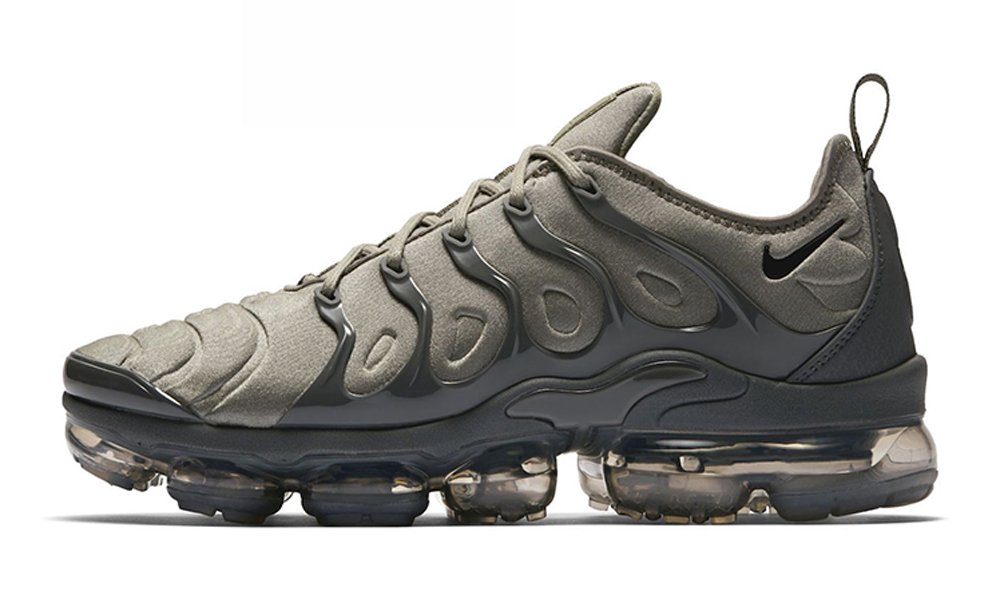 6a8f40c1f17 nike gets regimented with two military inspired air vapormax plus colorways  .