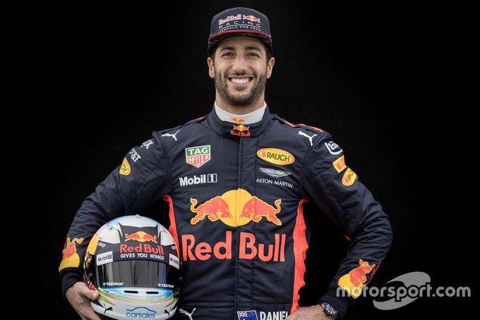 Happy Birthday Daniel Ricciardo ! Bonne Fête Daniel Ricciardo !