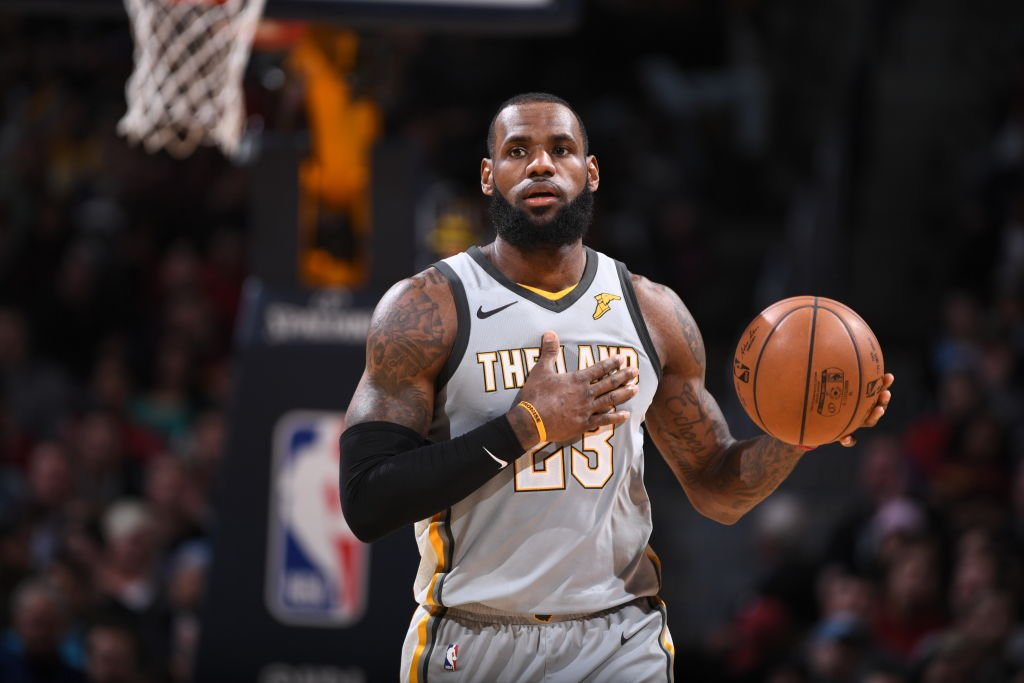 low priced 5c91d 60371 Lebron : Nuggets focused LeBron contact agent aggressively ...
