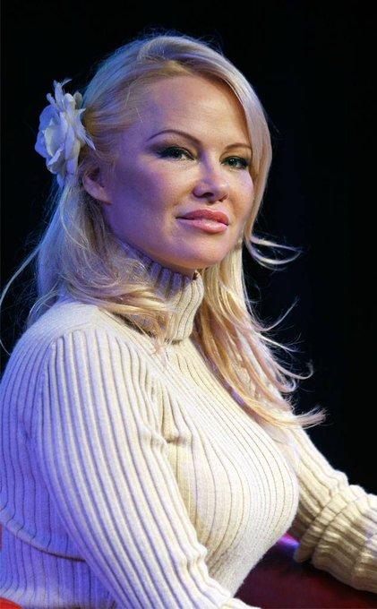 Happy Birthday Pamela Anderson Xx