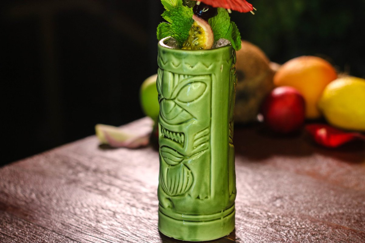 Its cocktail o clock and our Paradise offers delicious tiki drinks from 7PM until 10pm for aed 30!  Come and say Aloha! . . For table reservations call or text Layla on +971 55 216 0181 - info@mahiki.ae https://t.co/nJ9ykrf4Pm