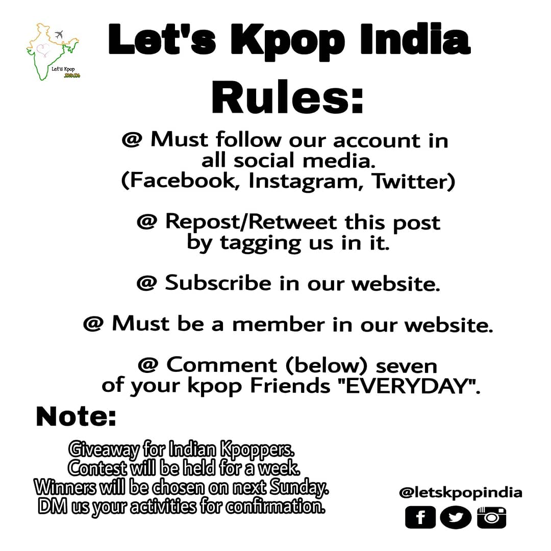 Let's Kpop India on Twitter: