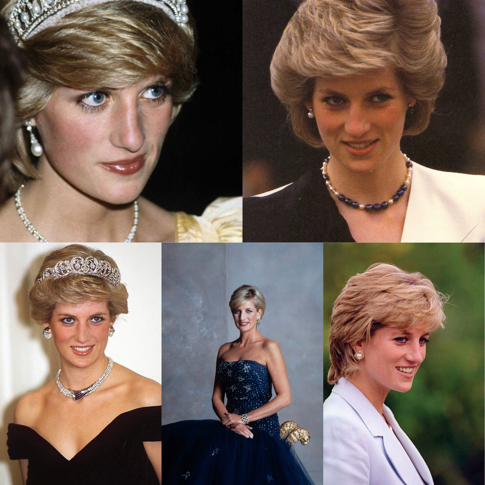 Happy 57 birthday to Princess Diana up in heaven. May she Rest In Peace. She was a wonderful person.