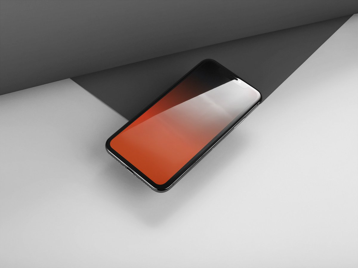 Jim Gresham On Twitter Notchless Gradient Wallpapers For Iphone X