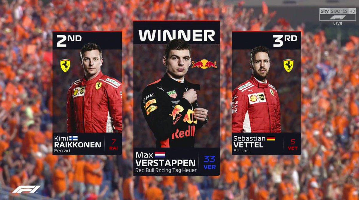 F1 2018 Austrian GP - Race