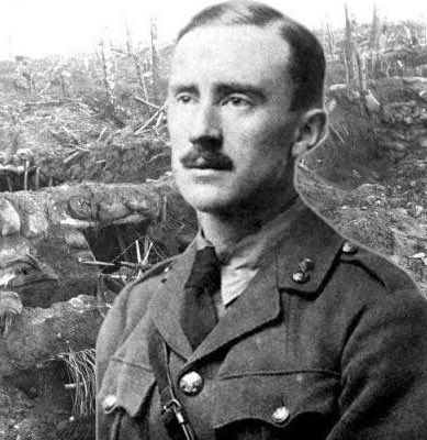 Resultado de imagen de Tolkien y la Batalla del Somme