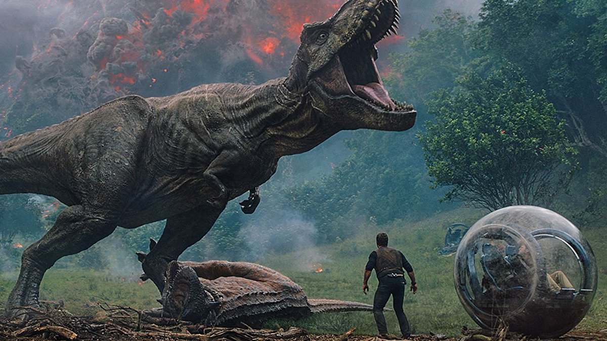 63836df0 jurassicworldfallenkingdom continued to show its dino might at the  stateside box office