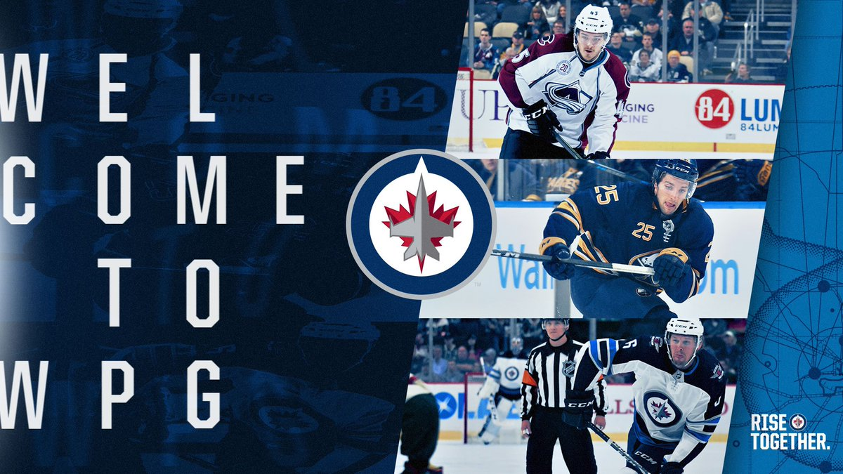 Winnipeg Jets On Twitter Nhljets Sign Forwards Dennis Everberg And Seth Griffith Along With Defenceman Cam Schilling Details Https T Co Qayefbe9j3 Https T Co Vve27nacoh