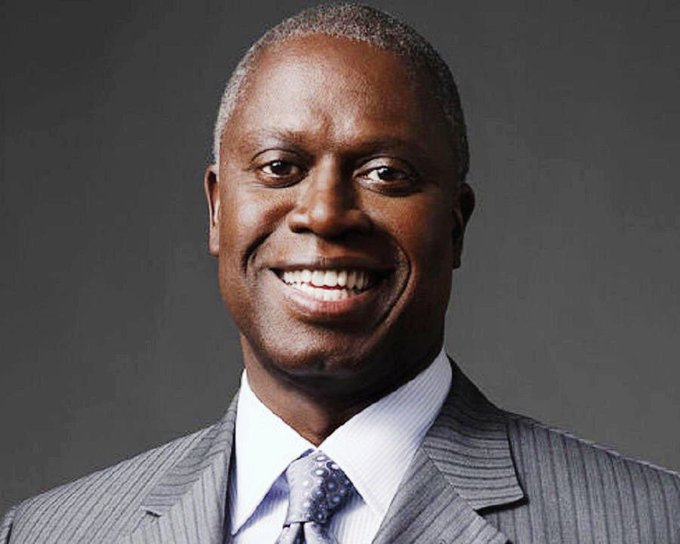 Happy birthday to the man himself mr andre braugher !! the best captain we could have ever asked for