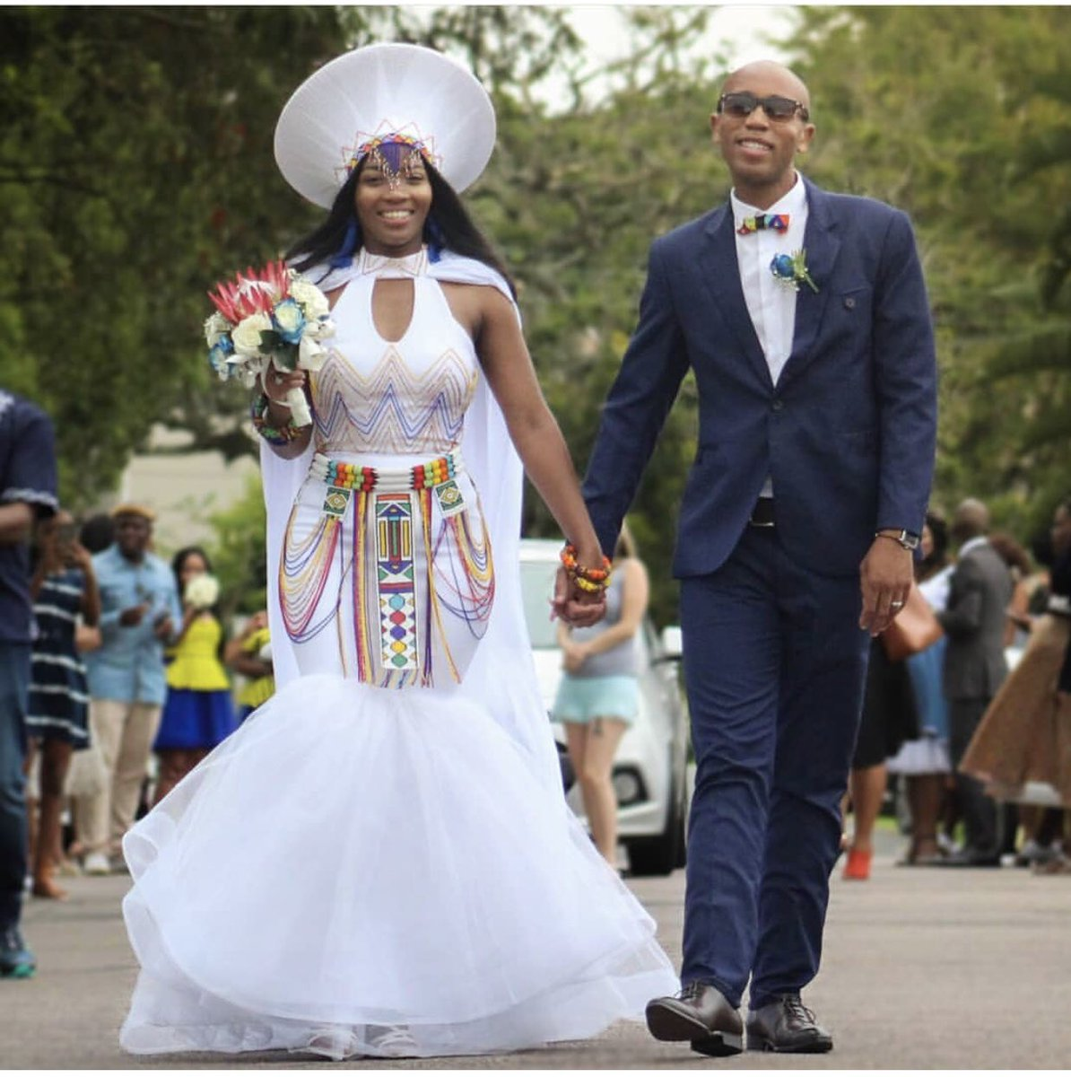 #ZuluBride Tagged Tweets And Download Twitter MP4 Videos