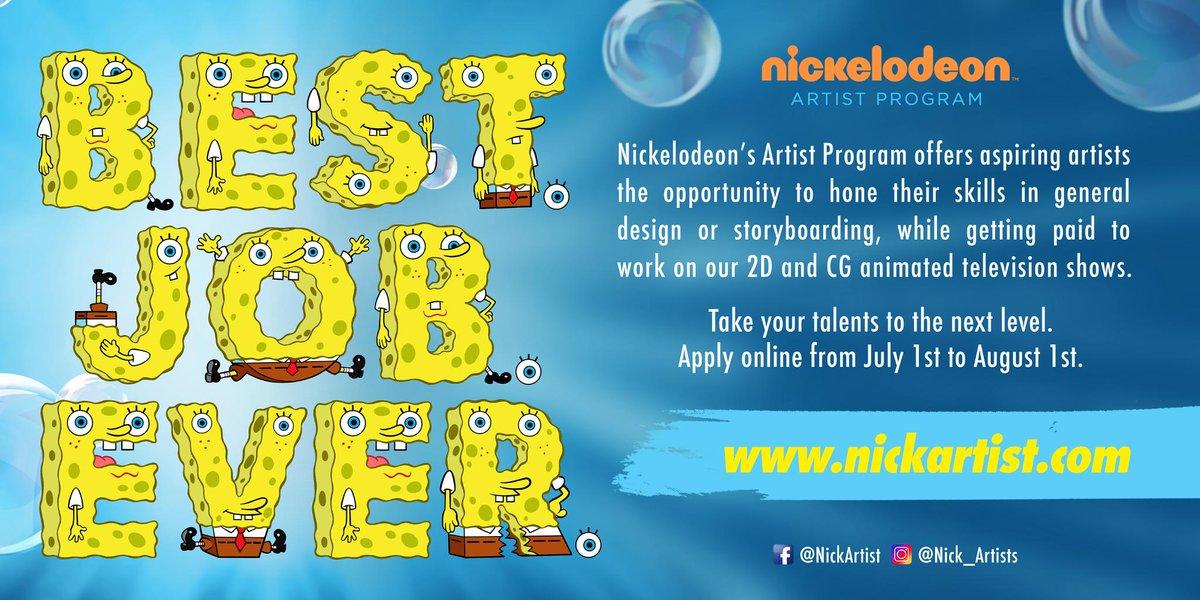 Nickelodeon Animation on Twitter: