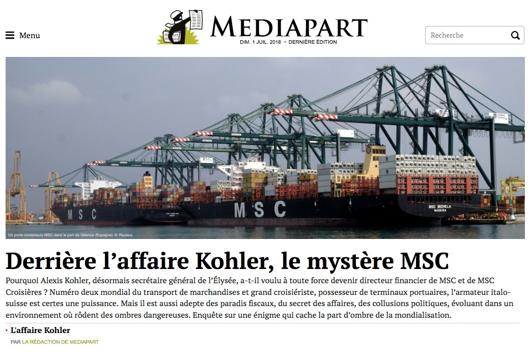 """Résultat de recherche d'images pour """"Kohler msc"""""""