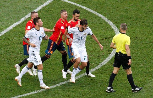 Испания - Россия 1:1; пен.: 3:4. Скрытая инфекция... победила - изображение 2