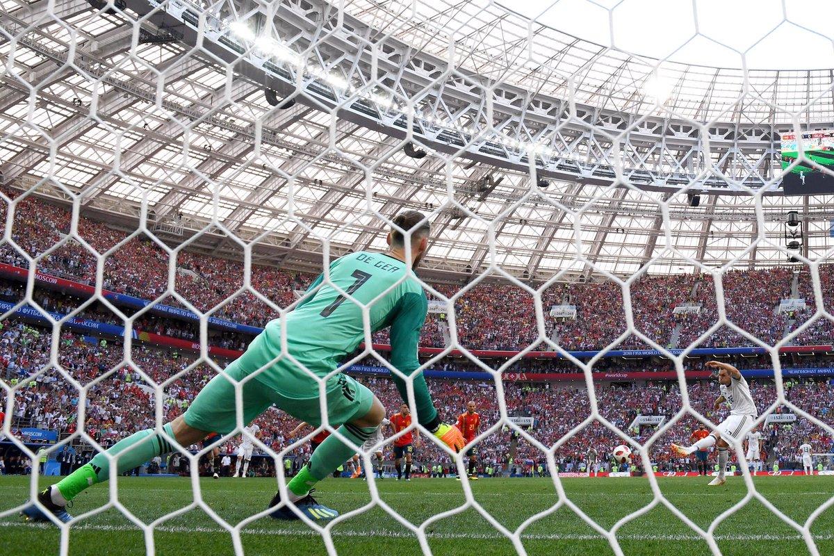 Испания - Россия 1:1; пен.: 3:4. Скрытая инфекция... победила - изображение 1
