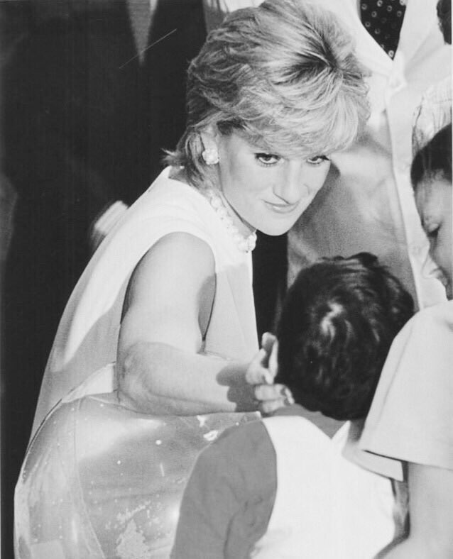 Today would have been Princess Diana s 57th birthday ... Happy Birthday!