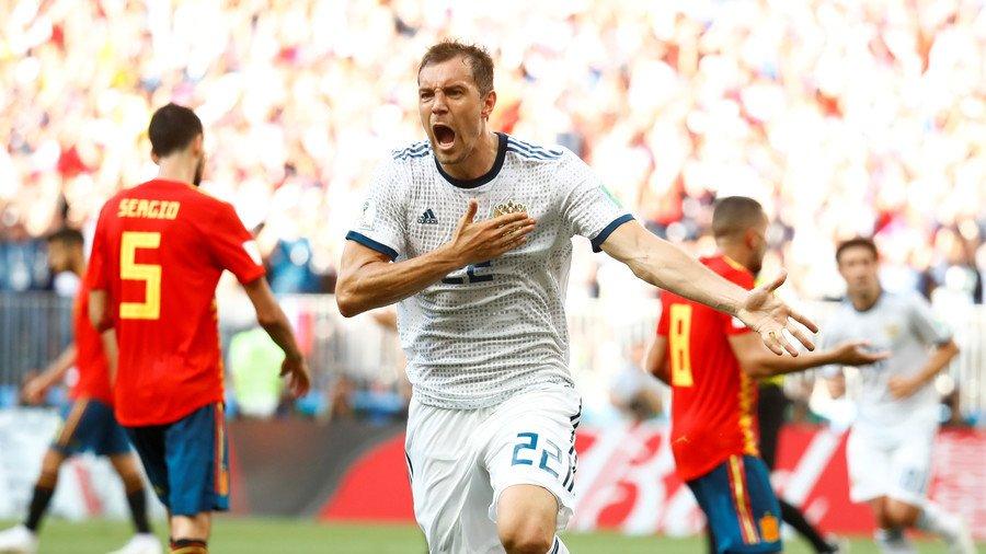 Video: Tây Ban Nha vs Nga