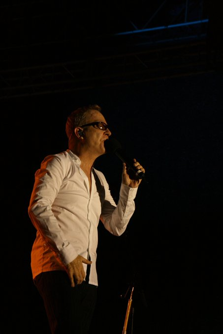 Happy Birthday to Fred Schneider of We can\t wait to see you rock out on our stage in just two weeks!