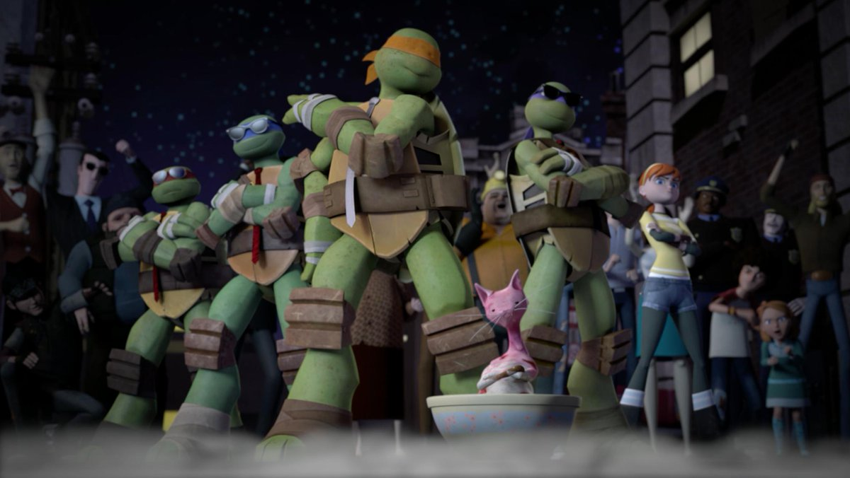 tmnt on twitter heroes villains wild dance moves watch the
