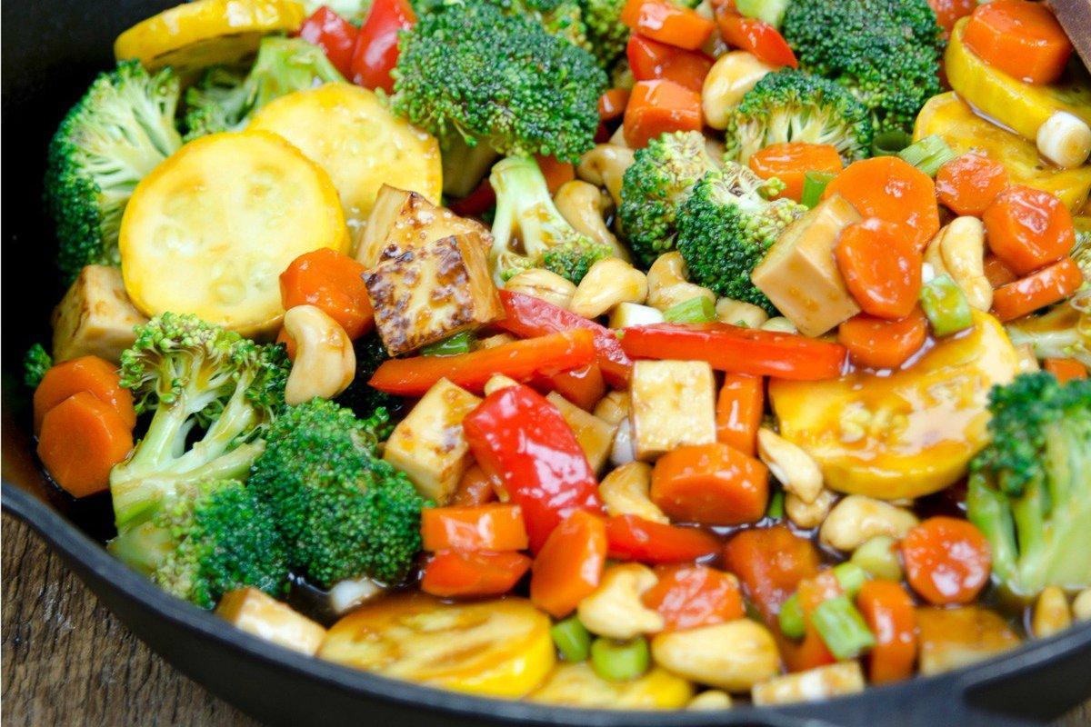 Блюда из вареных овощей с картинками