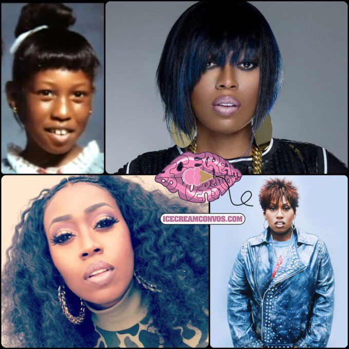 Happy 47th Birthday Missy Elliott