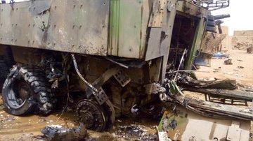 Un VBCI de la force Barkhane visé par une attaque suicide à Gao DhCS8lhWsAAlulk?format=jpg&name=360x360