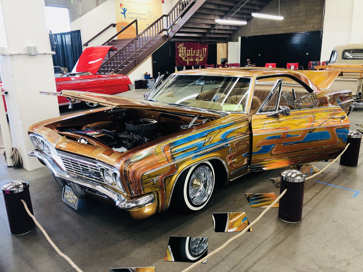 KS On Twitter Its Going Down Now At The National Western - Lowrider car show 2018