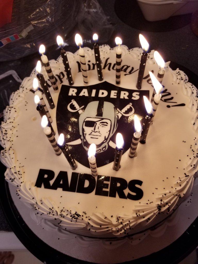 Superb Las Vegas Raiders On Twitter Happy Birthday To Mikehaynesnfl Funny Birthday Cards Online Inifofree Goldxyz
