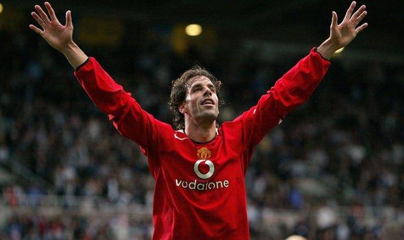 Happy birthday the Ruud Van Nistelrooy