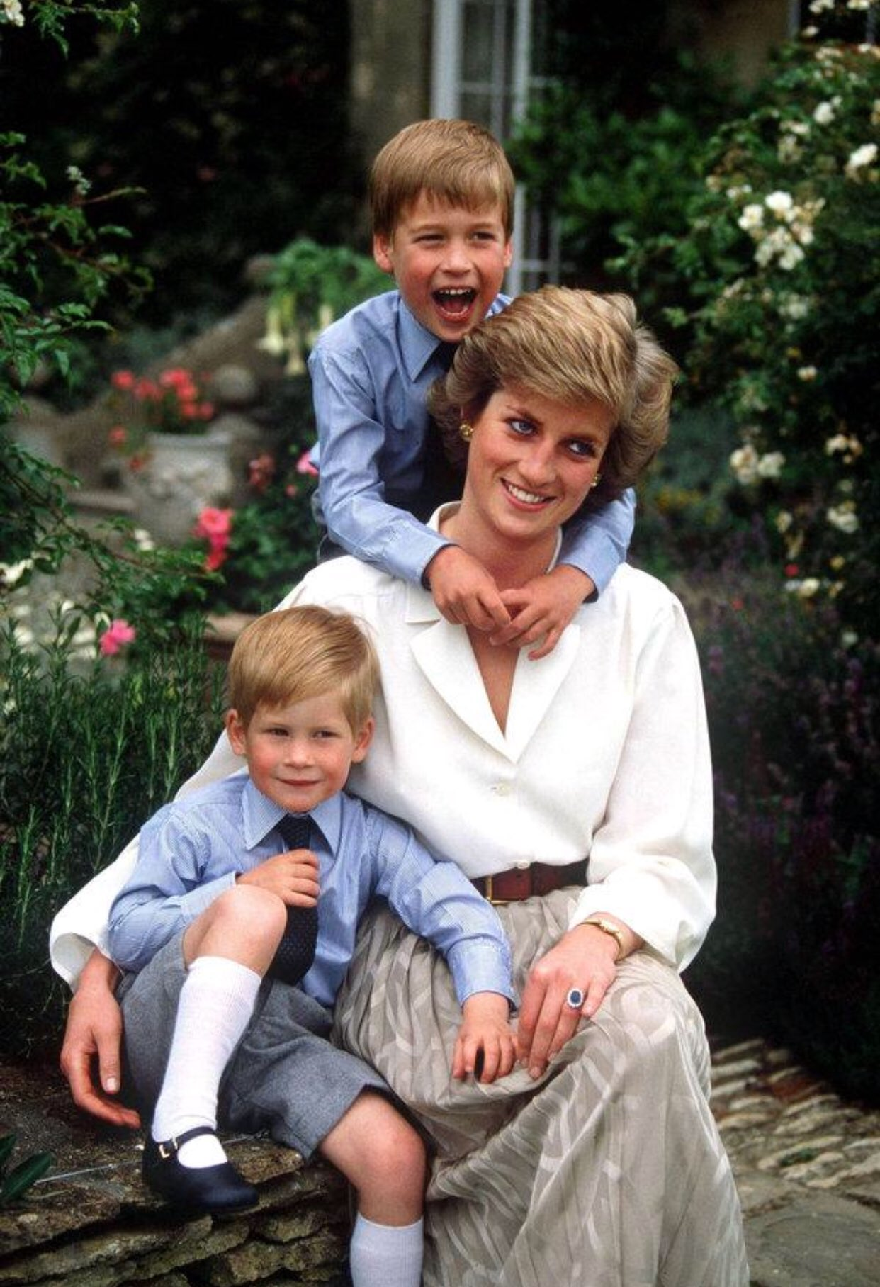 Happy birthday Princess Diana! The best there ever was.