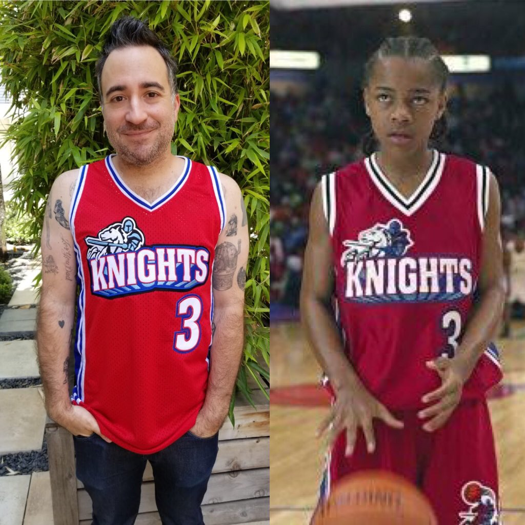 fb17b321d Do i own an exact replica of lil bow wow s jersey from like mike  yeah.  yeah