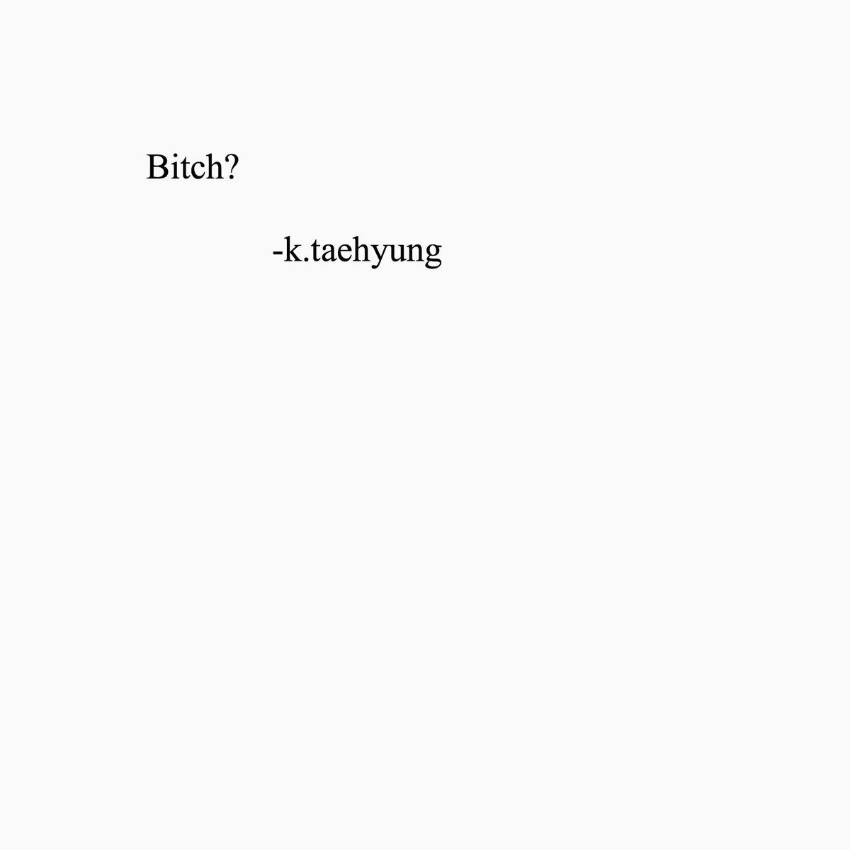 Ishabts On Twitter Bts Quotes But Its In The Style Of Bad