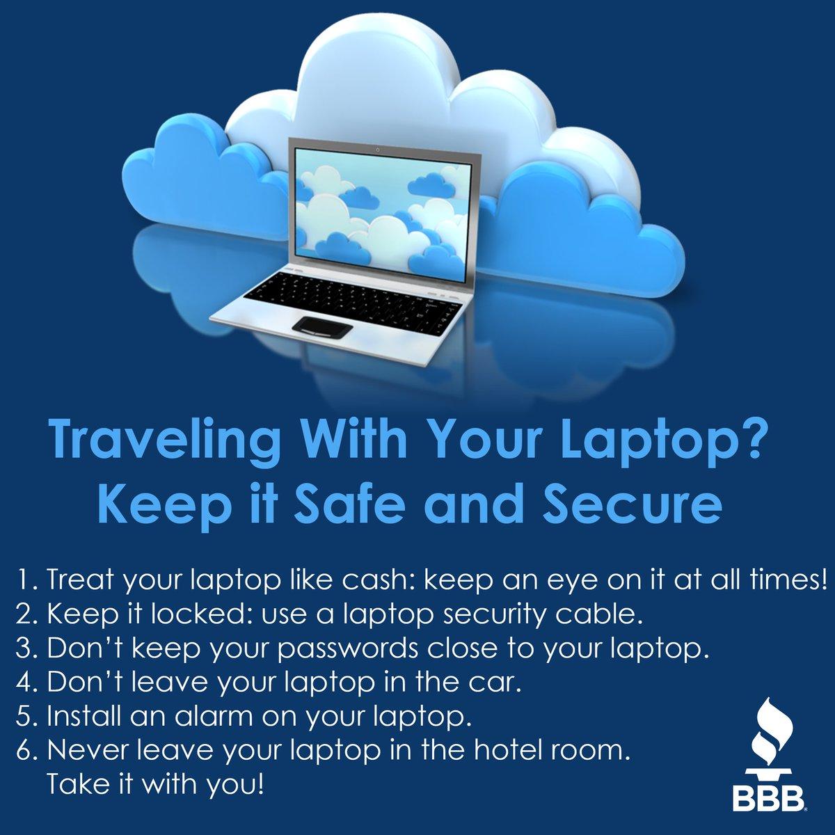 laptopsecurity hashtag on Twitter